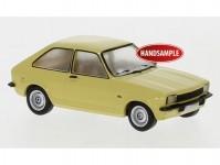Brekina PCX870240 Opel Kadett C City J světle žlutý 1975