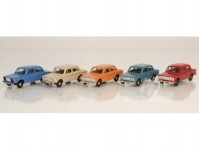 Modelauto 87040012 Lada 1500 různé barvy H0