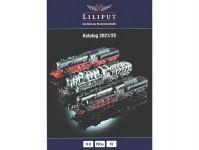 Liliput L020210 katalog Liliput 2021/2022 (H0 H0e N G) německy