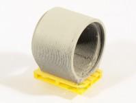 BDDP 65036 paleta ložená betonovou skruží naležato