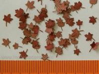 Model Scene l4-201 stromové listí javor - suché listí 60ks 1:48