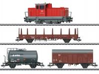 Märklin 29469 základní digitální sada s DHG 700 a nákladním vlakem DB AG