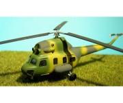 Pavlas 3500s vrtulník Mil Mi-2 stavebnice TT