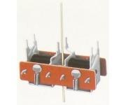 elektromagnetický přestavník s prodlouženou ovládací jehlou