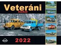Literatura kaln22vet kalendář nástěnný 2022 Veteráni silnic