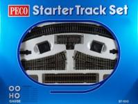 Peco st-100 Setrack souprava kolejiva pro začátečníky H0
