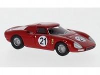 Brekina BOS87621 Ferrari 250 LM No.21 24h Le Mans M.Gregory/J.Rindt 1965