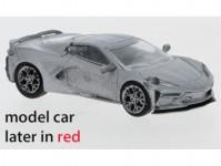 Brekina PCX870209 Chevrolet Corvette C8 červený 2020
