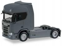 Herpa 307185-003 Scania CR20 šedá