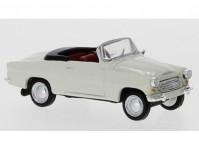 Brekina 27434 Škoda Felicia bílá 1959