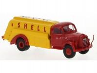 Brekina 43026 Borgward B 4500 cisterna 1950 Shell