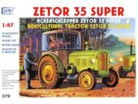 SDV 079 Zetor 35 Super H0