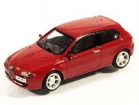 Brekina RIK38311 Alfa Romeo 147 červená 2001