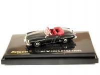 Brekina RIK38193 Mercedes 190 SL (W121 BII) černý