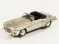 Brekina RIK38393 Mercedes 190 SL (W121 BII) stříbrný