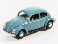 Busch 52950 VW Brouk s oválným oknem modrý