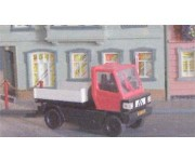 SDV 148 Terrier L 4x4 valník - stavebnice - doprodej H0