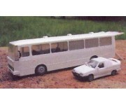 SDV 220 Karosa B-730 + Škoda Pick-up - doprodej H0