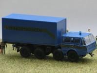 SDV 326 Tatra 813 8x8, nehodové vozidlo MÁV H0
