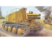 SDV 87003 Sd.Kfz. 138/1 Grille H0