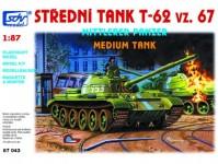 SDV 87043 T-62 vz. 67 H0