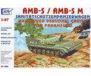 SDV 87059 AMB-S / AMB-S M, ambulance H0