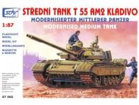 "SDV 87062 T-55AM2 ""Kladivo"" H0"