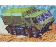 SDV 87070 Tatra 815-7 8x8, valník s plachtou H0