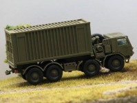 SDV 87074 Tatra 815-7 8x8, převoz kontejneru H0