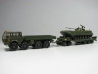 SDV 87121 Tatra 813 8x8 Kolos, P50, BVP-2 H0