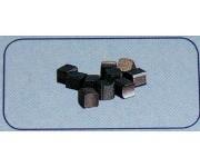 uhlík hranatý 3x3mm