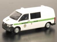 Rietze 53707 Volkswagen T6 Vojenská Policie
