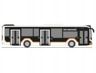 Rietze 75344 MAN Lions City 12  2018 Bamert Bus (CH)
