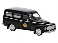 Brekina 29326 Volvo Duett kombi Räddningskaren 1954