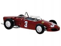 Brekina 22991 Ferrari F 156 čevené 1961 formule 1 R. Rodriguez 3