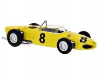 Brekina 22992 Ferrari F 156 žluté 1961 formule 1 O. Gendebien 8