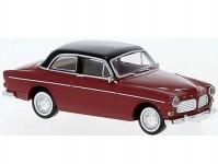 Brekina 29217 Volvo Amazon 1956 2-dvéřové červené / černé