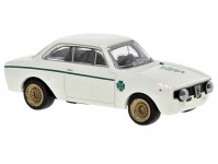 Brekina 29702 Alfa Romeo GTA 1300 1965 bílá