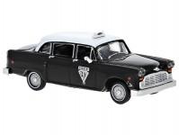 Brekina 58933 Checker Cab 1974 Sargent Winnipeg