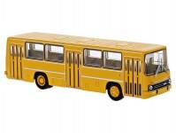 Brekina 59800 Ikarus 260 městský tmavě žlutý 1972