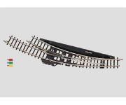 Märklin 8569 výhybka oblouková elektrická pravá 195 mm 30° Z