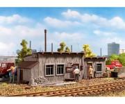 Vollmer 45713 kůlna pro traťové dělníky H0