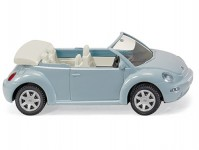 Wiking 03204 VW New Beetle Cabrio H0