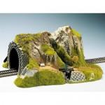 Noch 02200 tunel jednokolejný přímý H0