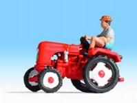 Noch 16755 traktor Allgaier - doprodej H0