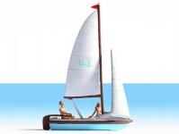 plachetnice s posádkou