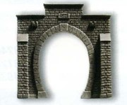 Noch 48051 portál tunelu jednokolejný PROFI TT