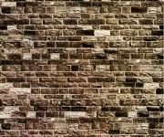 Noch 57530 zeď pravidelný tvar 32x15 cm H0/TT