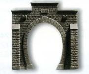 Noch 58051 portál tunelu jednokolejný PROFI H0