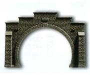 Noch 58052 portál tunelu dvoukolejný PROFI H0